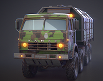 Truck Turntabe