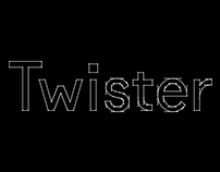Twister Typeface