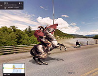 Google Street View Painting Masters