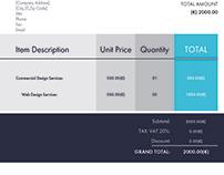 Invoice Templates - DDJ Global Ltd