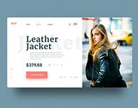 WM / e-commerce concept