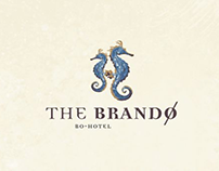 The Brando - Amenities Design Mockup