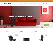 Furniture Demo for WOOW Theme