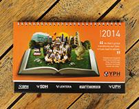 Yayasan Pelita Harapan - Calendar 2014