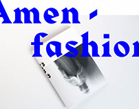 Amen fashion_Fanzine