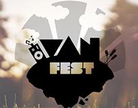 VANFEST - FESTIVAL BRANDING