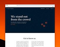 The Agora Companies Homepage