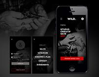 UX UI Design mobile