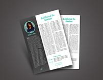 Company Bio/Profile/Newsletter Template