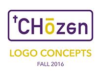 'Chozen Logo Concepts