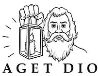 Logo Forlaget Diogenes