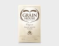 Grain House - Branding and Packaging Design