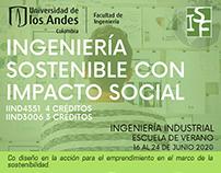 Ingeniería Sostenible con Impacto Social
