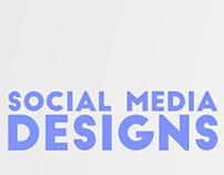 Social Media Designs 2