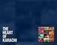 The Heart of Karachi