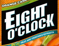 EIGHT O' CLOCK Packaging Design Proposal