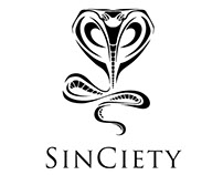 Sin Ciety Vector Art Logo