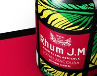 Rhum JM - Joyau Macouba 'édition limitée'