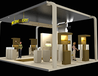 Jewellery Booth Design