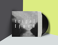 Trigal »Fjord« Record & Tape Cover