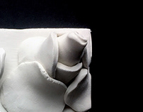 Flat to Folded: Sculpy Mask