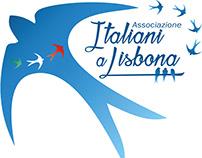 "Logotype ""Associazione Italiani a Lisbona"""