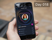 Day 018 - Designer Skills