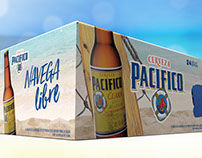 Pack Cerveza Pacífico