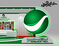 Rotana Booth