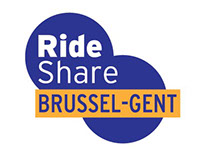 Logo Ride Share Brussel