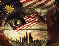 Negaraku Merdeka 61 Malaysia