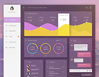 Admin Dashboard - Free Dashboard admin (Freebie)