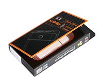 Packaging Design: DGB