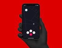 TRACK APP - UI/UX