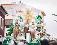 Batuque (Velha Guarda e Carro) - Carnaval Mealhada 2018