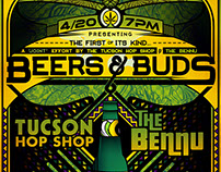 Beers & Buds - A Night of Live Music and Craft Beer