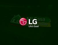 Landing LG - Mi Casa Mi Estadio