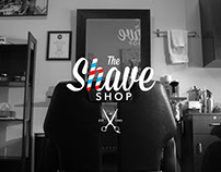 The Shave Shop - Branding