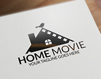 Movie House | logo Template