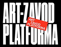 IDENTITY FOR ART-ZAVOD PLATFORMA
