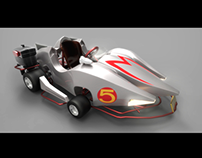 Speed racer Kart