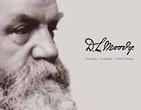 D.L. Moody - Branding and Web Design