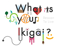Ikigai (Reason to live)