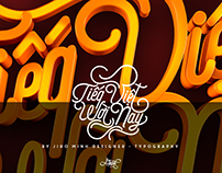 Tiếng Việt Thời Nay - Typography