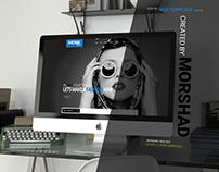 UI/UX BRANDING HOME PAGE DESIGN