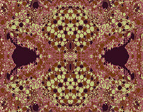 bacterial pattern