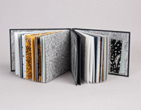 Illustrated edition of carols | book & packaging