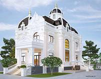 Tổng hợp những mẫu nhà biệt thự mini đẹp 2021