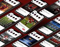 Sports Social Media Designs