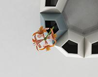 Else-Rikke Bruun Architect- Logo Development